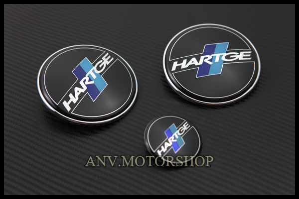 Hood Trunk Emblem Badge For Bmw Hartge E30 E36 M3 E60 M5