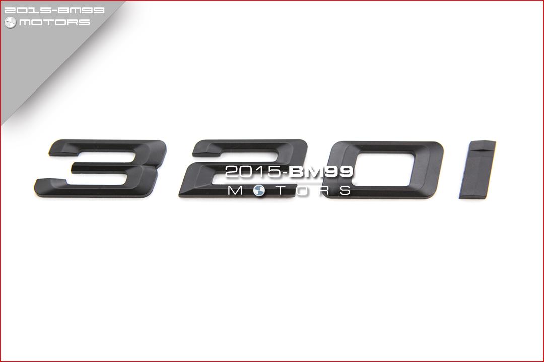 Bmw Trunk Rear Emblem Badge Letters