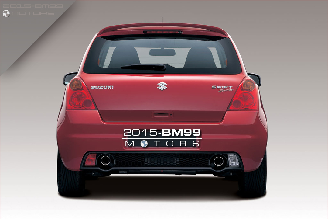 ORIGINALE 4x4 emblem badge sticker decalcomania logo per Suzuki Swift SX4 77862-80G00-0PG